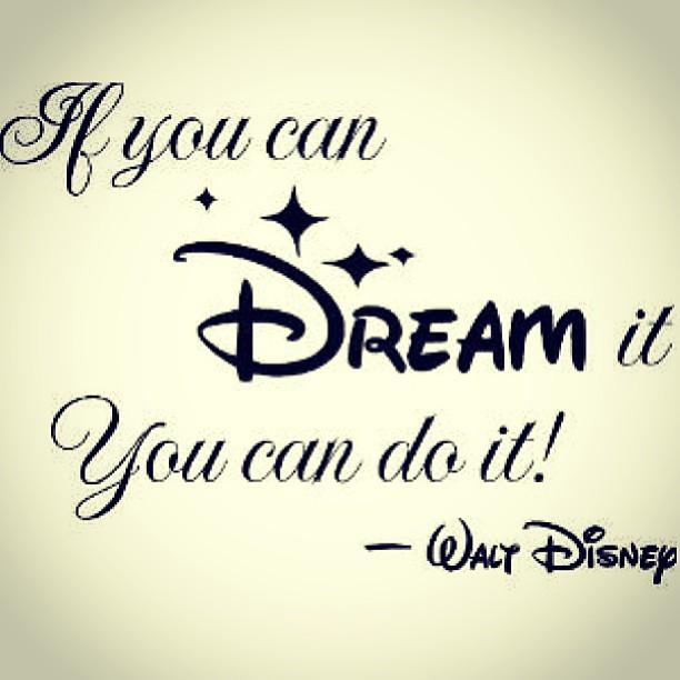 Walt Disney knows his shit. ✨⭐ #Disney #WaltDisney #quotes ...