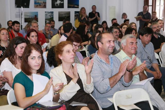Seminar, 11 & 12 June 2015, Athens photo by Vasilis Gkaraganis