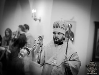 Литургия в Спасском соборе 170