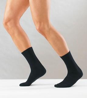 Sanyleg zokni érzékeny bőrű lábra