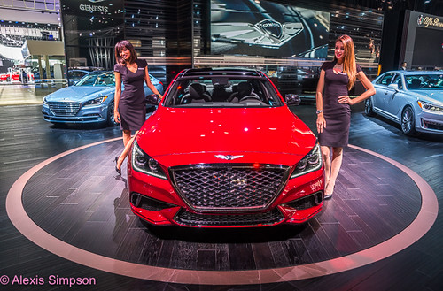NAIAS 2017 | by Alexis Simpson