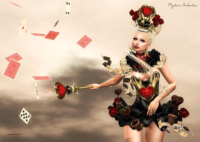 Dark Queen Heart