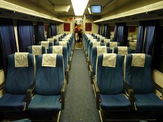 Altaria train 2nd class