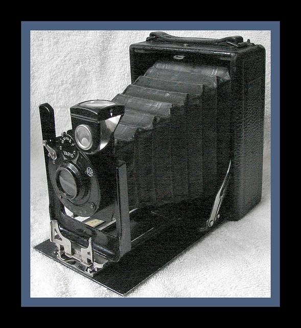 Glunz Folding Plate Camera