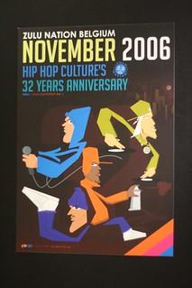 Zulu Nation Belgium - 32nd anniversary