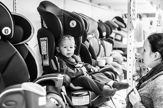Carseat Shopping | by amseaman