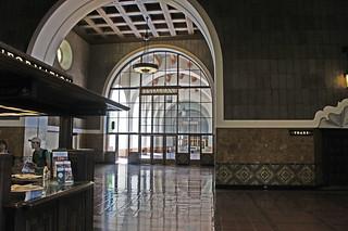 Union Station Restaurant Los Angeles Ca   by dog97209
