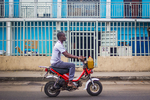 City of Red Bikes, Lagos Nigeria | Explored | by Devesh Uba