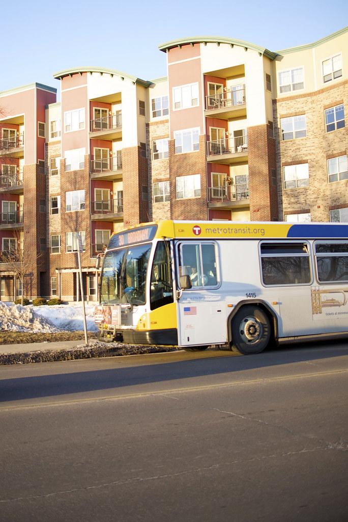 Metro Transit Bus Route 30 Metro Transit Bus Route 30