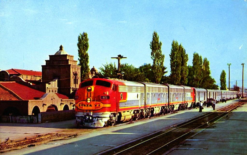 Albuquerque To Santa Fe >> Santa Fe Railroad Station Albuquerque Nm All Fast Santa Fe