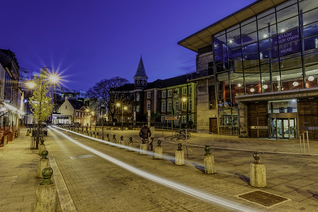 Cork City HDR1
