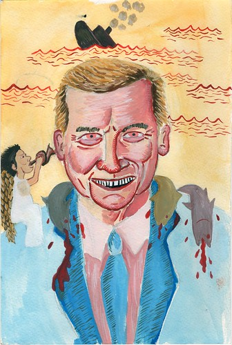 Ted Haggard | by Michael Mallis