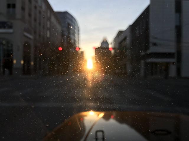 Experiencing an Austinhenge
