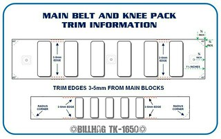 Belt- Trim dimensions | by themaninthesuitcase