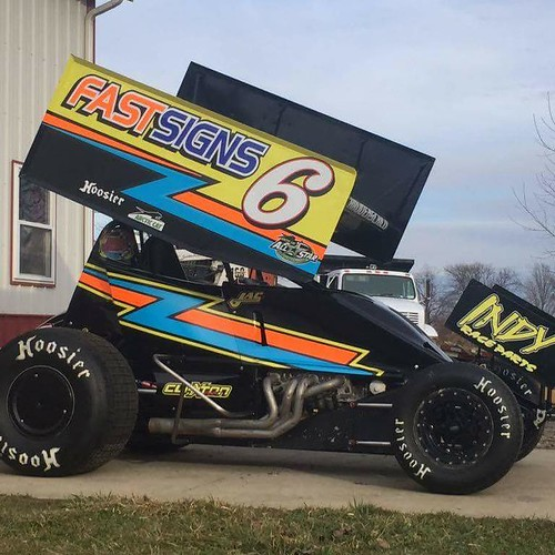 2017 car | by Haudenschild Racing