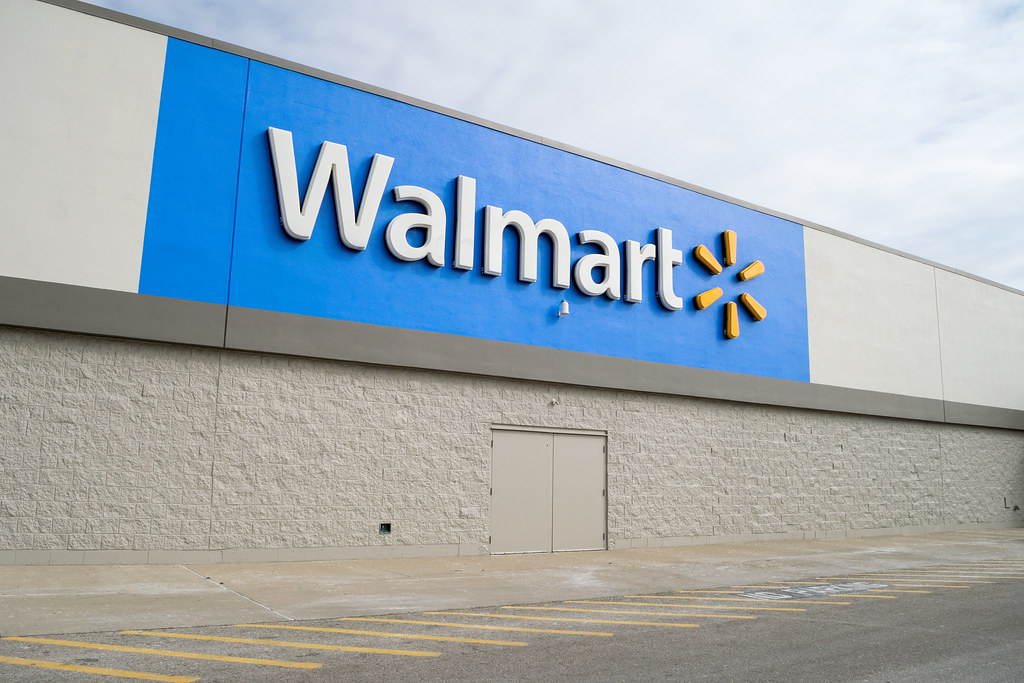 Walmart in Hilliard | Walmart Supercenter - Hilliard-Rome Ro… | Flickr