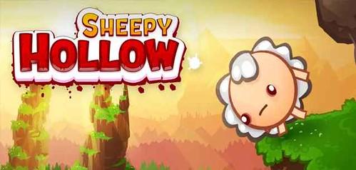 SHEEPY HOLLOW - una rovinosa (ma divertente) caduta da giocare su Android!