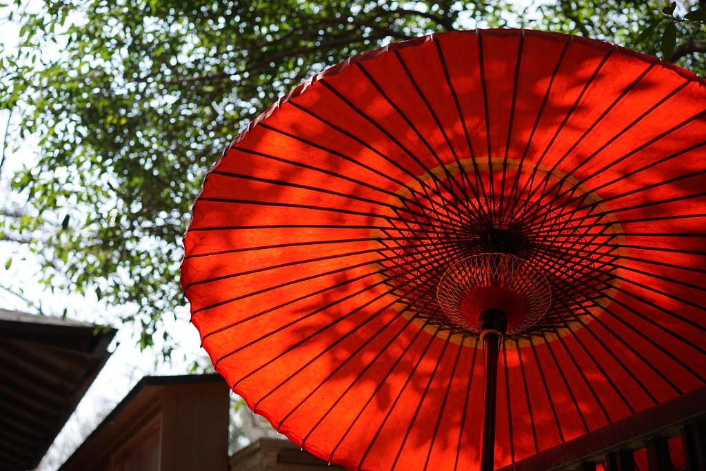雪月花(等々力)傘