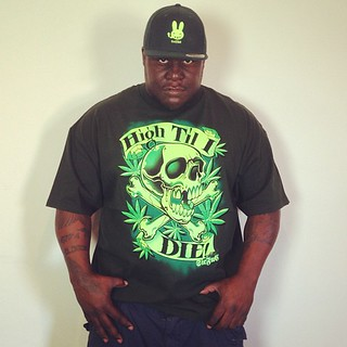Killah Priest Wu Tang X Sicfuc High Til I Die Shirt By T Flickr