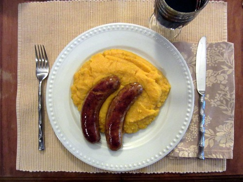 Buttered Sage Butternut Squash Mash | by Texarchivist