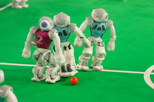 RoboCup 2013 | by jiuguangw