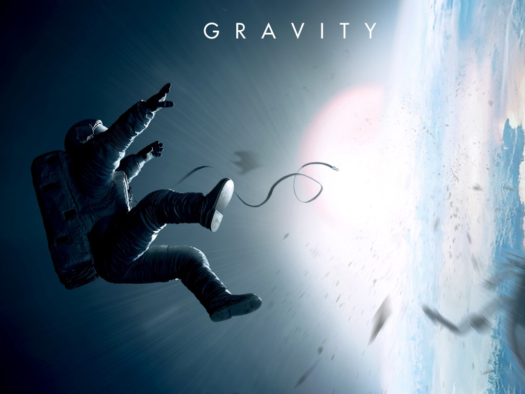 2013 Gravity Movie