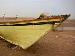 Le bateau du grand-père
