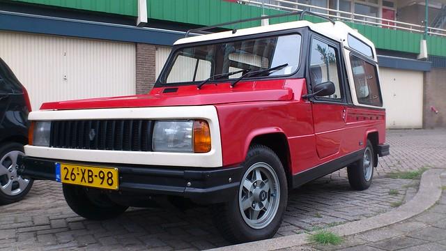1980 Renault Rodeo 6 Teilhol