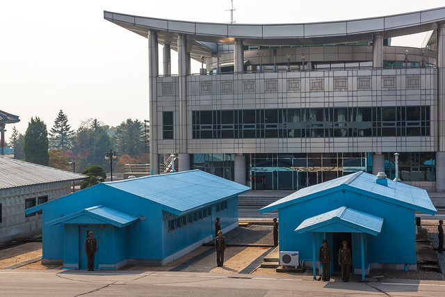 Joint Security Area - North Korea