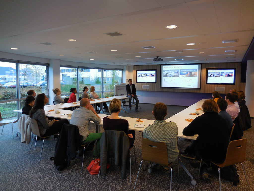 NIBAA Brand Journey bij Ziggo Utrecht | NIBAA Institute ...