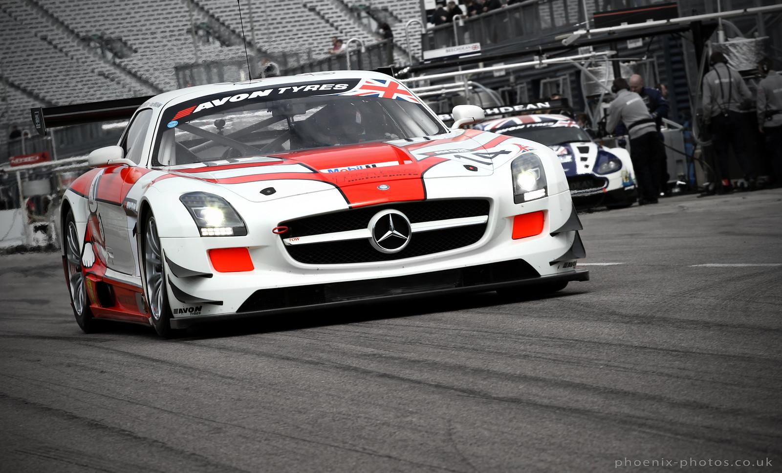 Mercedes Benz SLS GT3_SH