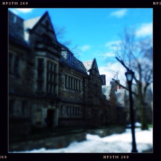A view of Yale 1 | by knitwick
