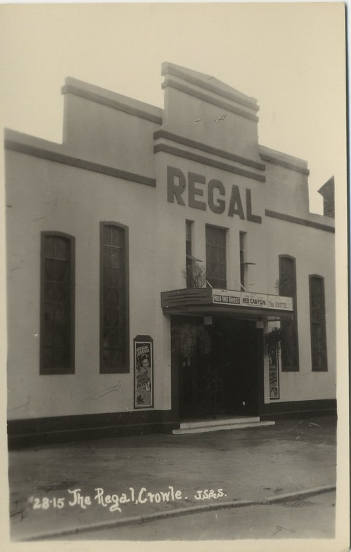 Regal Cinema.