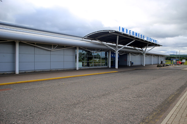 Inverness Airport Terminal