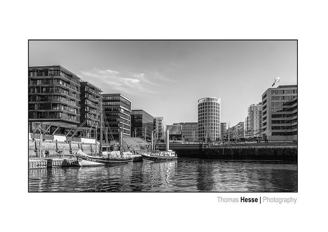 Sandtorhafen Hamburg