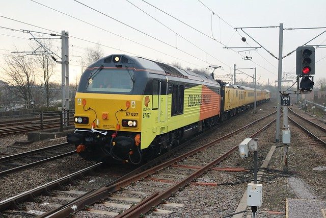 67027 & 67023 - 1Q26 (Wigan North Western).