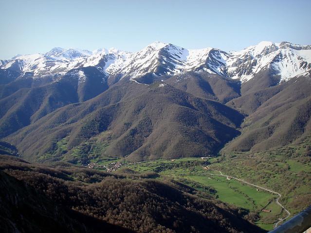 Las coloridas montañas de Liébana