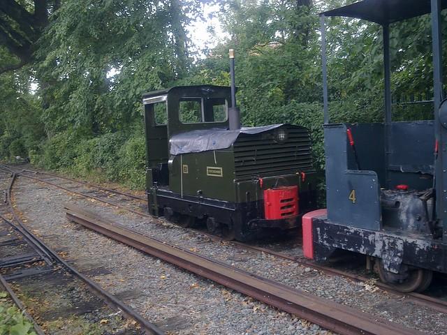 Simplex 'Orfordness', East Anglia Transport Museum 14 08 2011