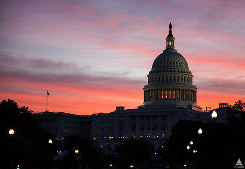 The Capitol at Dawn | by USCapitol