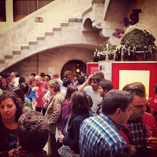 Ambient al 3r Most&Blogs #Penedesfera #3InstameetPenedès #mostfestival #Enoturisme #Penedès #Vilafranca #CapitaldelVi   by Daniel García Peris