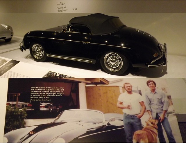 Steve McQueen's 356 Speedster 1600 Super