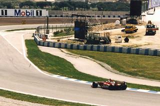 Heinz-Harald Frentzen: Williams FW20-Mechachrome