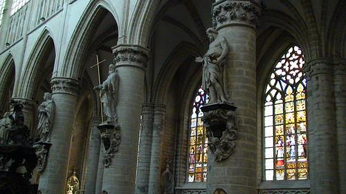 Kathedrale St. Michael und St. Gudula in Brüssel (2013) | by chikorita83