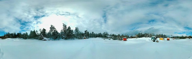 Winter Panorama (360°)