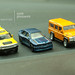 Diecast - Hummer, BMW, Land Rover