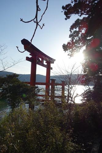 湖之鳥居 | by Richard, enjoy my life!