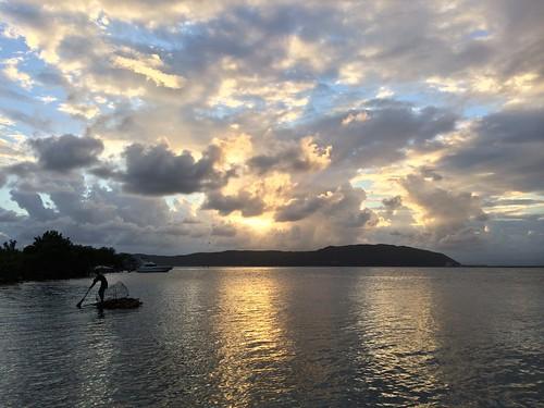 sunset kingston jamaica portroyal morgansharbour