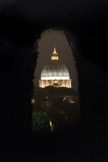 Il 'buco' di Roma