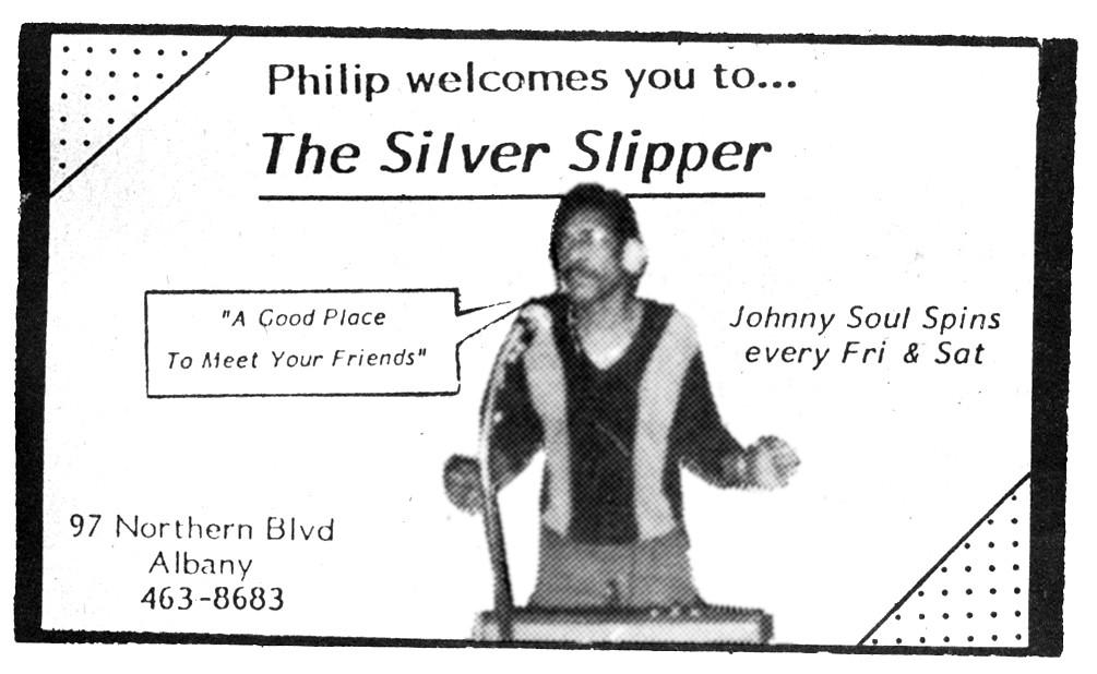 silver slipper dsco club northern blvd albany ny 1970s | Flickr