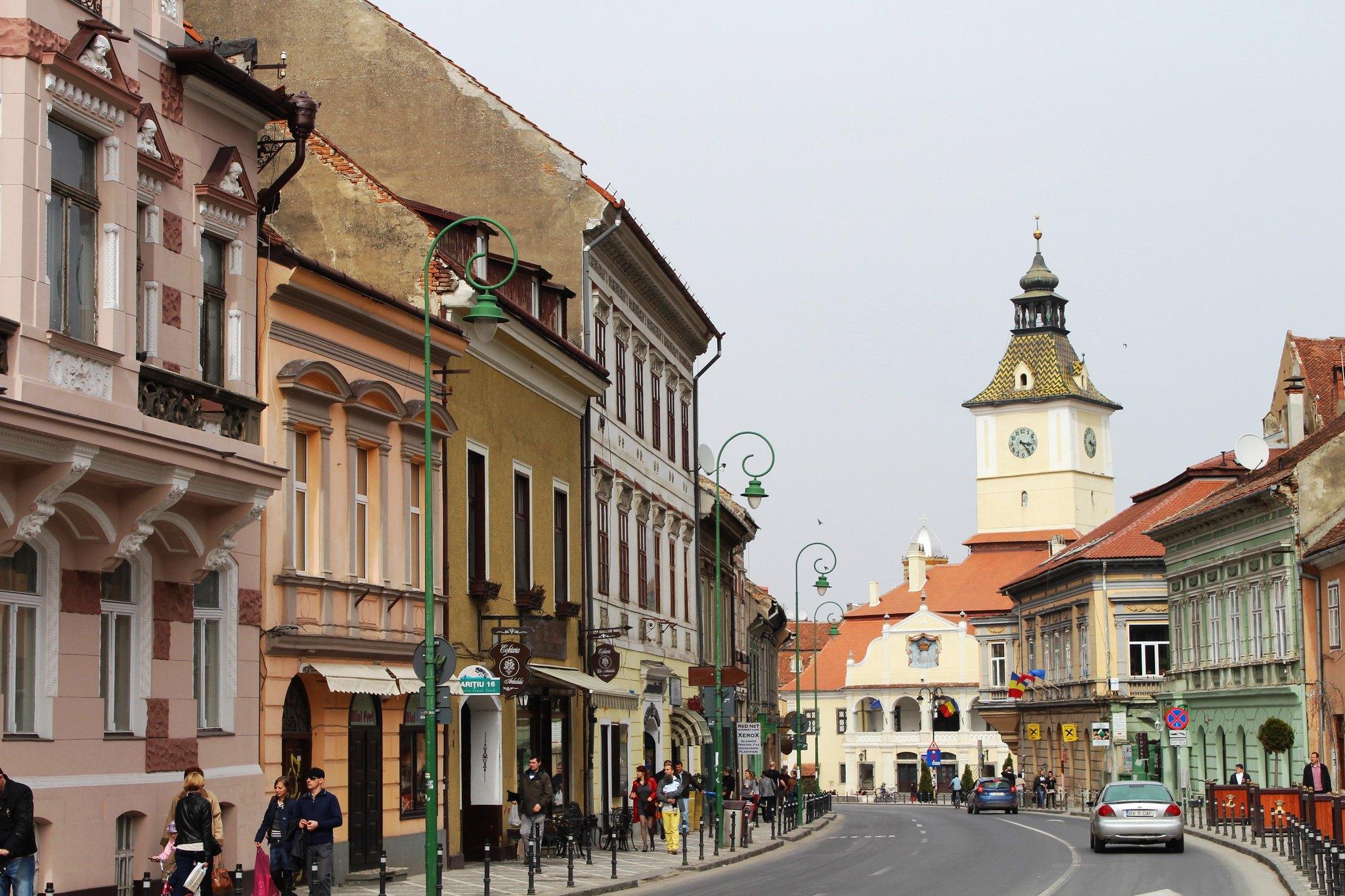 Cosa vedere a Brașov